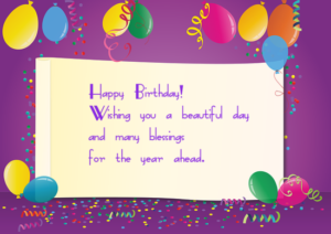 happy birthday images for her